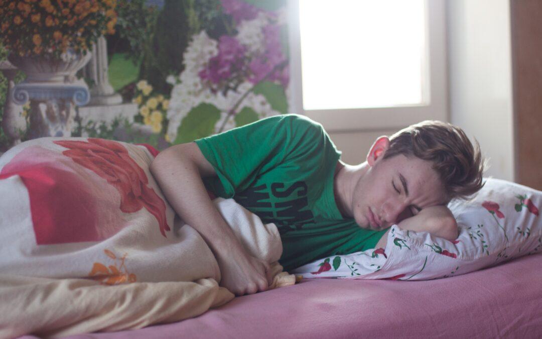 Le sommeil des adolescents très important pour leur croissance