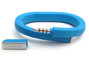 Bracelet connecté UP de Jawbone