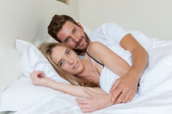 Bien dormir en couple